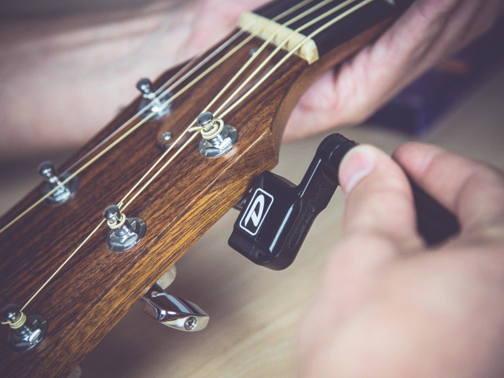 westerngitarren saiten stärke